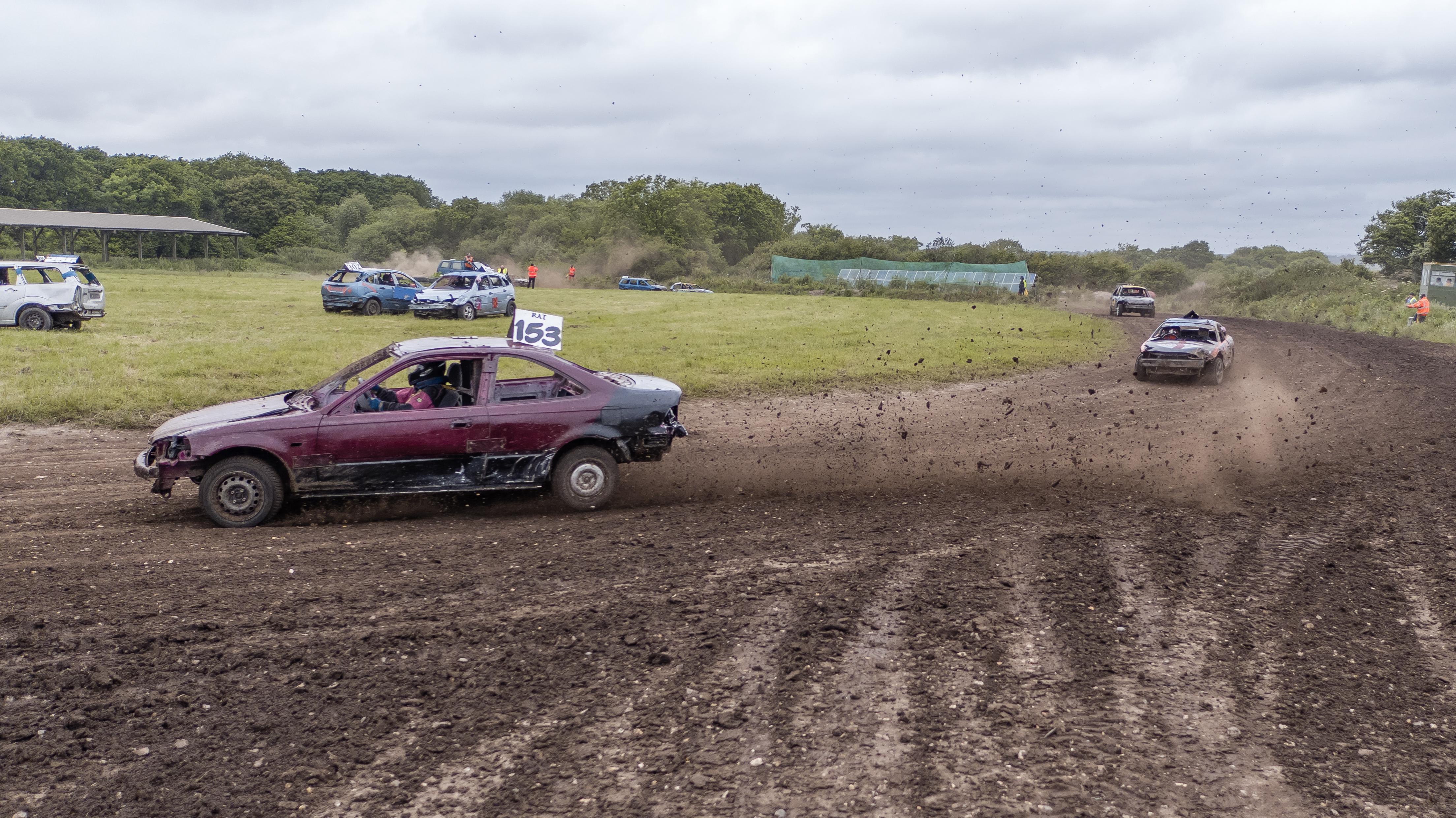 Bourne banger racing